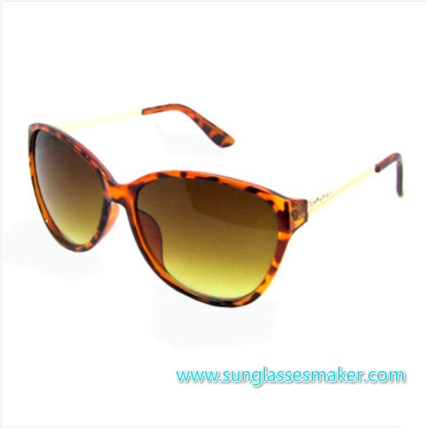 Ultra-Light and UV Protection Fashion Sunglasses (SZ1697-1)