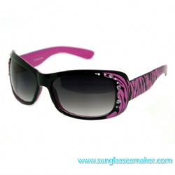 Delicate Colors Fashion Sunglasses (SZ1175-3)