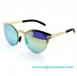 Vintage Sunglases and Metal Mirror Sunglasses in USA FDA CE