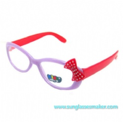 Butterfly Knot Children Eyewear Promotional Child Sunglasses